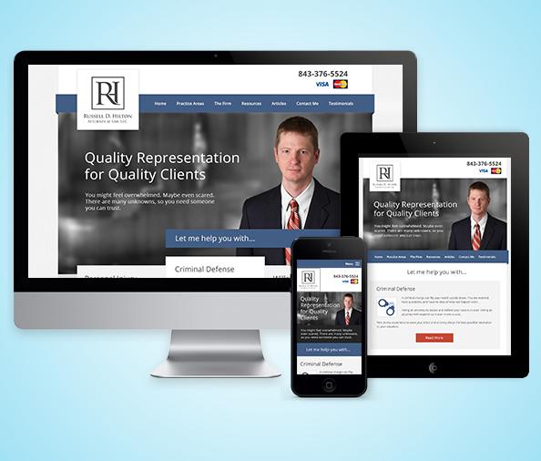 Thiết kế website luật, văn phòng luật sư