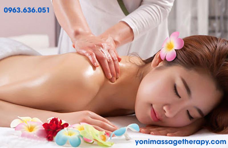 Thiết kế website Massage Yoni Hà Nội