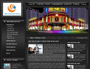 Thiết kế website bán hàng - BH8