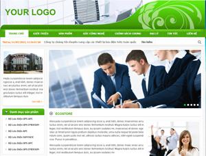 Thiết kế website bán hàng - BH5