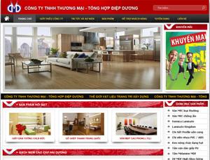 Thiết kế website bán hàng trực tuyến - BH4