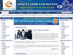 Thiết kế website bán hàng - BH6