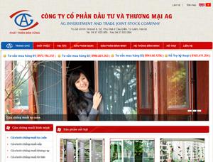 Thiết kế website bán hàng - BH7