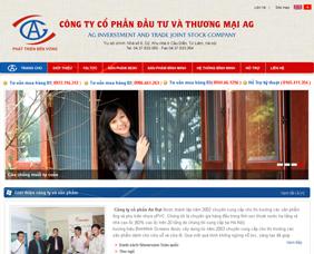 Thiết kế website giới thiệu sản phẩm - GTSP1