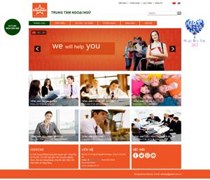 Thiết kế website kinh doanh 2