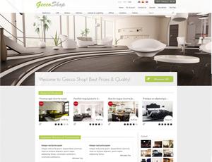 Mẫu website kiến trúc số 4
