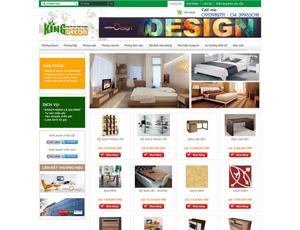 Mẫu website kiến trúc số 5