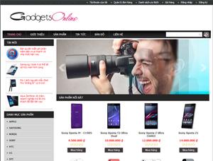 Thiết kế website bán hàng - BH13
