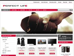 Thiết kế website bán hàng - BH15