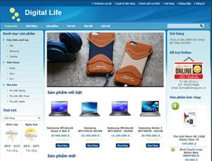 Thiết kế website bán hàng - BH20