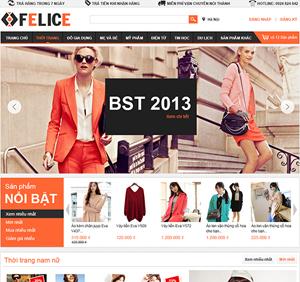 Thiết kế website bán hàng - BH22