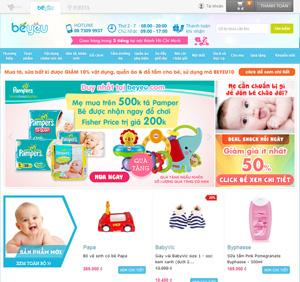 Thiết kế website bán hàng - BH23