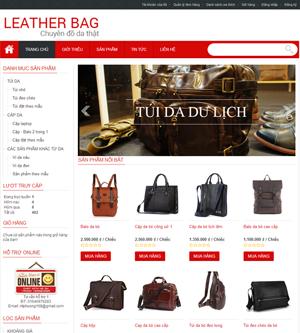 Thiết kế website bán hàng - BH26