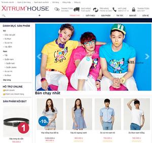 Thiết kế website bán hàng - BH30