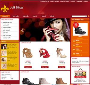 Thiết kế website bán hàng - BH36