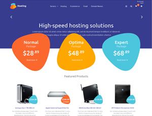 Thiết kế website hosting & servers 2