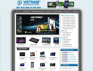Thiết kế website máy tính 1