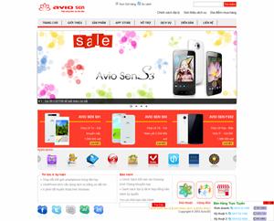 Thiết kế website máy tính 3