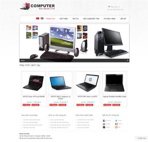Thiết kế website máy tính 6