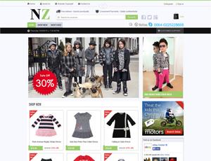 Thiết kế website thương mại điện tử 5