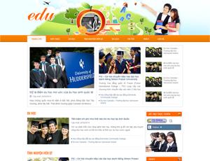 Thiết kế website tin tức 1