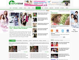 Thiết kế website tin tức 4