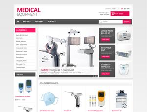 Thiết kế website y tế 1