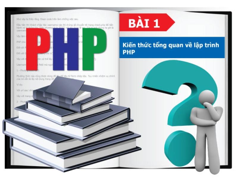 Bài 1: Giới thiệu về PHP