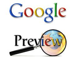 Google Instant Preview hỗ trợ xem Flash