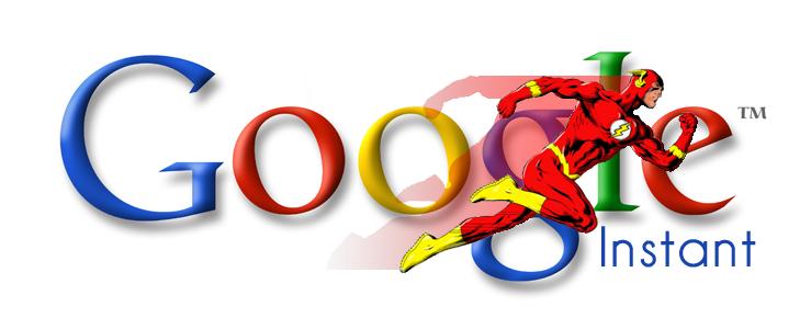 Google Instant cho quảng cáo Adwords