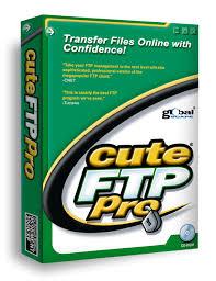 Hướng dẩn sử dụng Cute FTP Pro 7