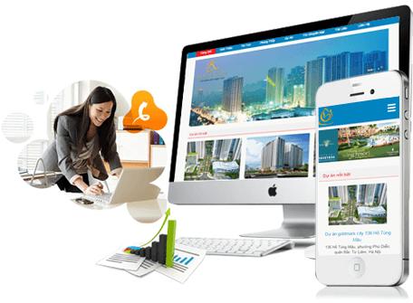 Làm website bất động sản, nhất định cần lưu ý những điểm sau