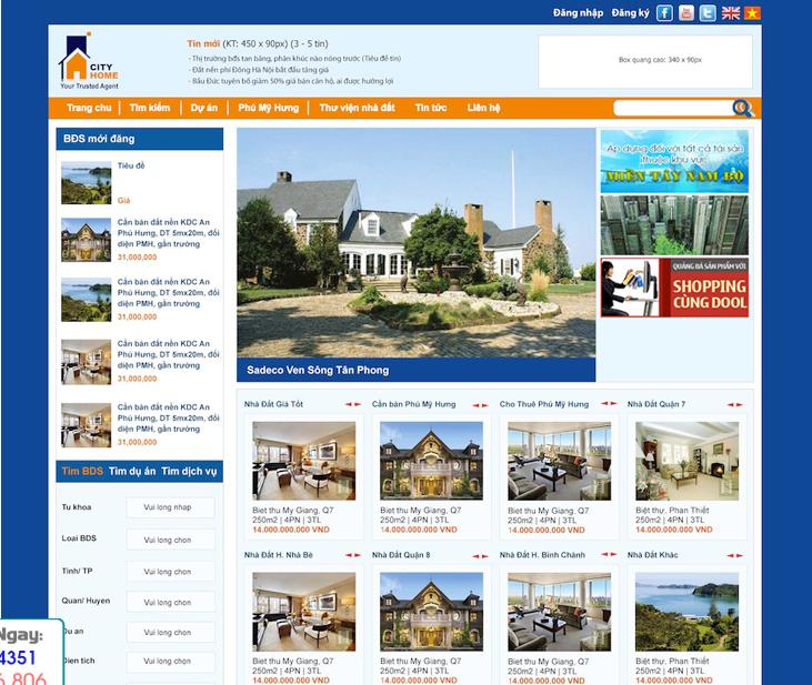 Để chọn một công ty thiết kế website bất động sản uy tín phải làm thế nào?