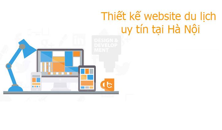 Dịch vụ thiết kế website du lịch uy tín tại Hà Nội