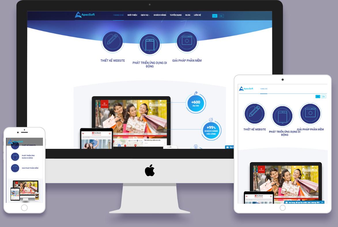 Giao diện responsive website bán hàng quan trọng thế nào