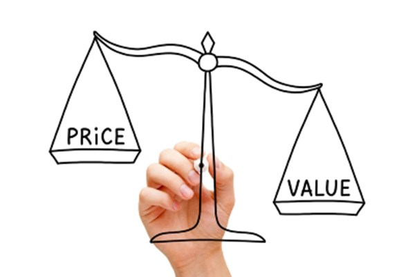 Giá tiền thiết kế website