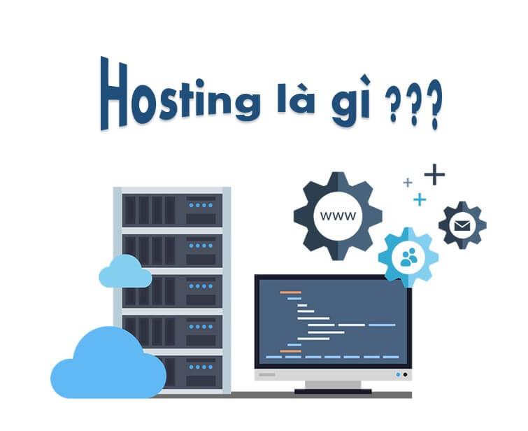 Hosting là gì? Trên thị trường có bao nhiêu loại hosting?