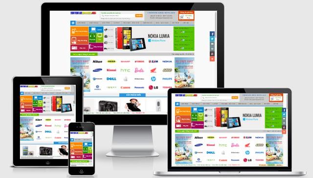 Kinh nghiệm thiết kế website rao vặt