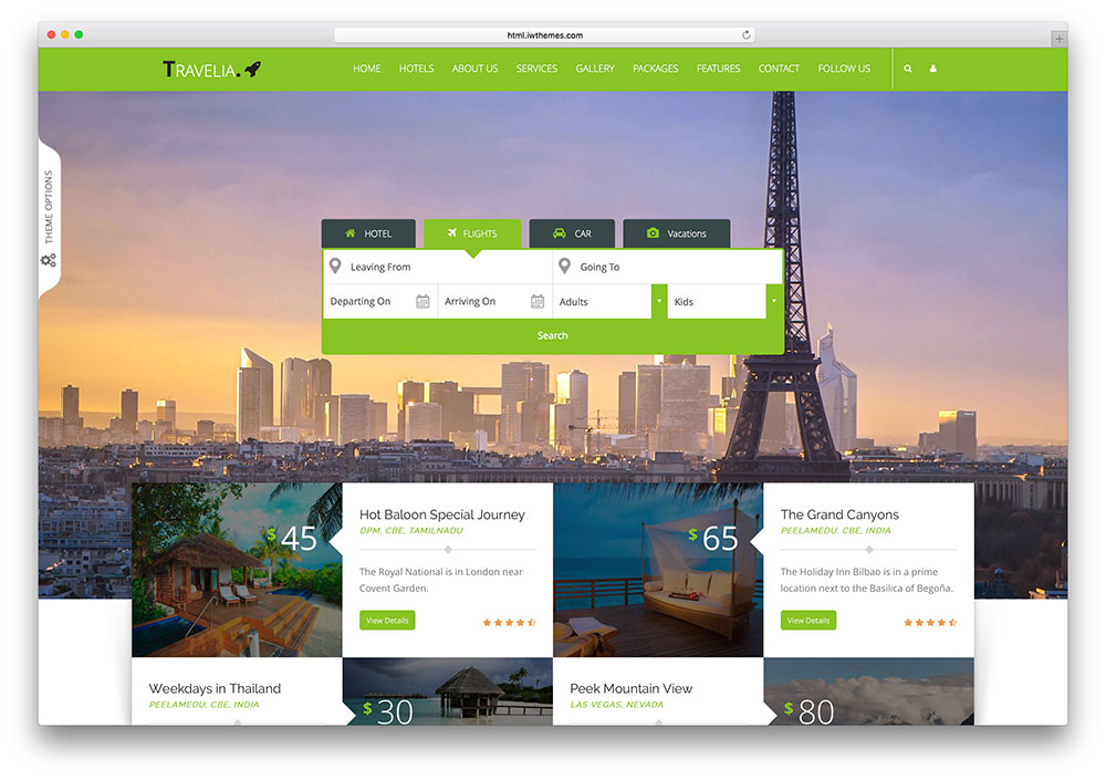 Lợi ích không thể bỏ qua khi thiết kế website du lịch