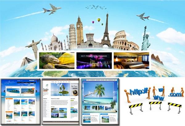 Lợi thế khi thiết kế website du lịch tại Tam Nguyên