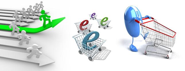 Lựa chọn mẫu website bán hàng phù hợp