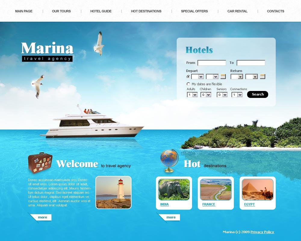 Những sai lầm hay mắc phải khi thiết kế website du lịch chuyên nghiệp