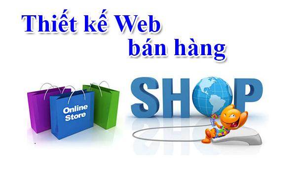 Thiết kế website bán hàng online chuyên nghiệp tại Hà Nội