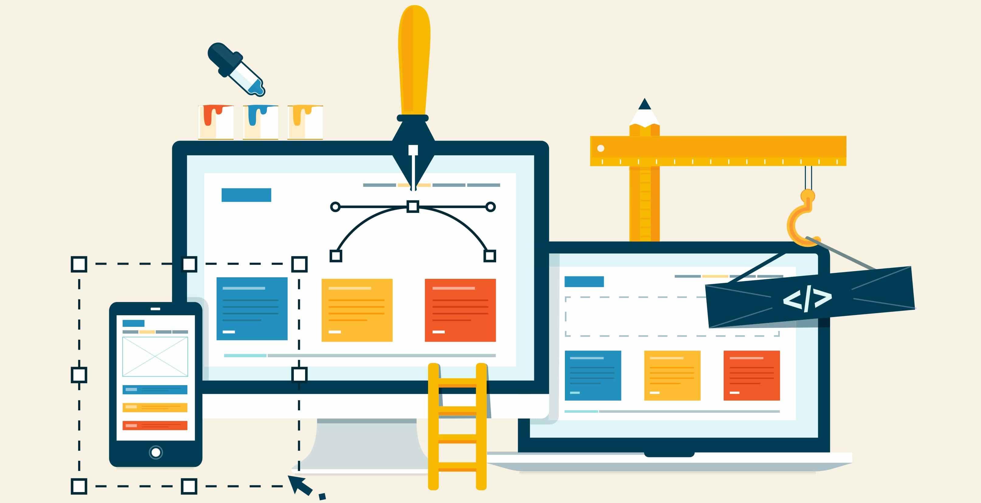 Thiết kế website hiệu quả tăng doanh thu doanh nghiệp