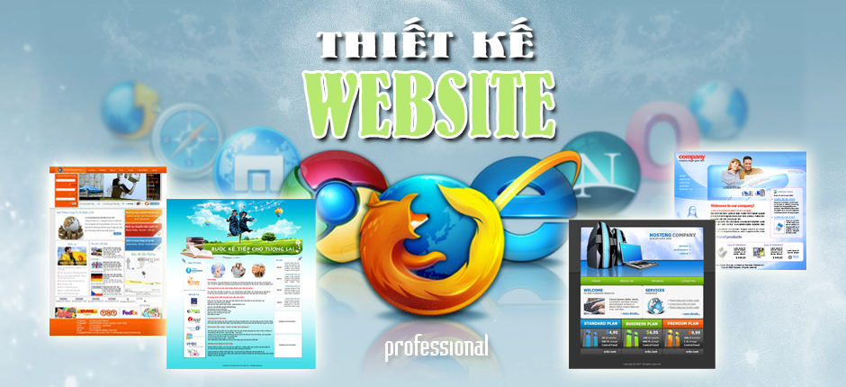 Thiết kế website theo yêu cầu uy tín giá rẻ tại Hà Nội