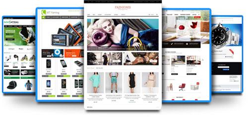 Thiết kế website thương mại điện tử chuyên nghiệp tại Hà Nội
