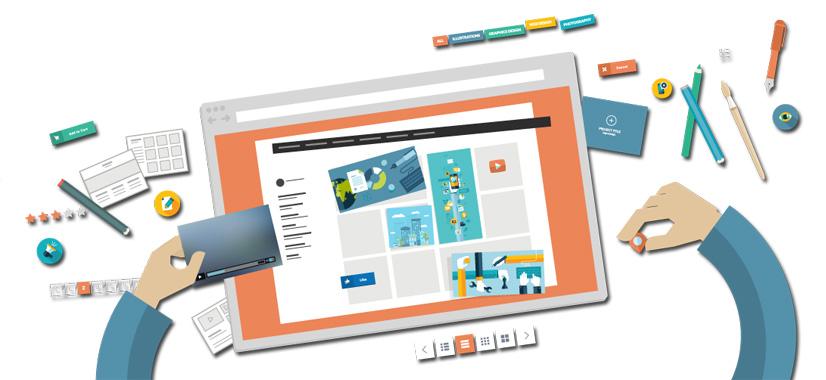 Cân nhắc các vấn đề khi thiết kế website