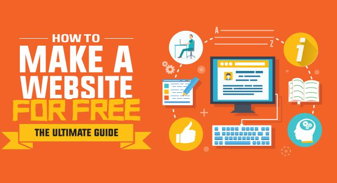 Thiết kế website miễn phí