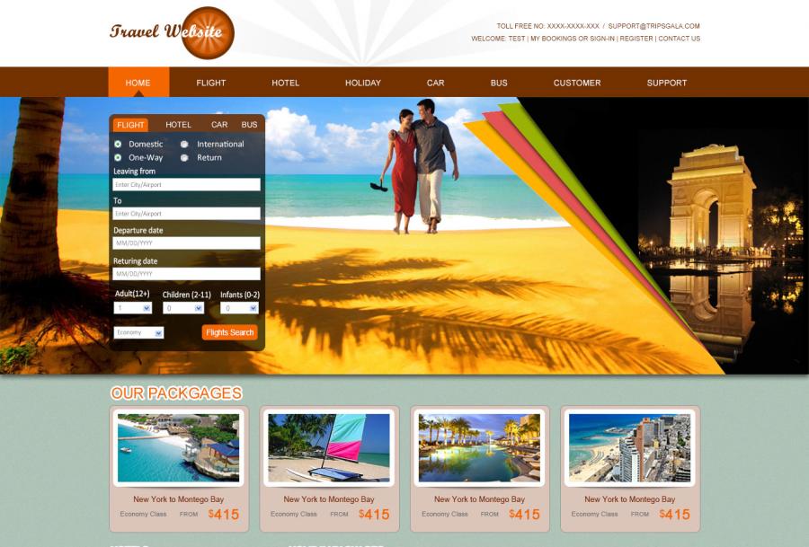 Xu hướng marketing website du lịch hiện đại